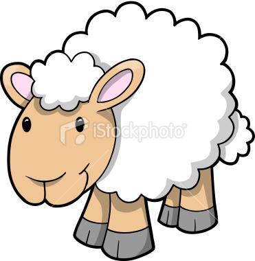 Clip Art Sheep Clipart lamb clipart black and white panda free images clipart
