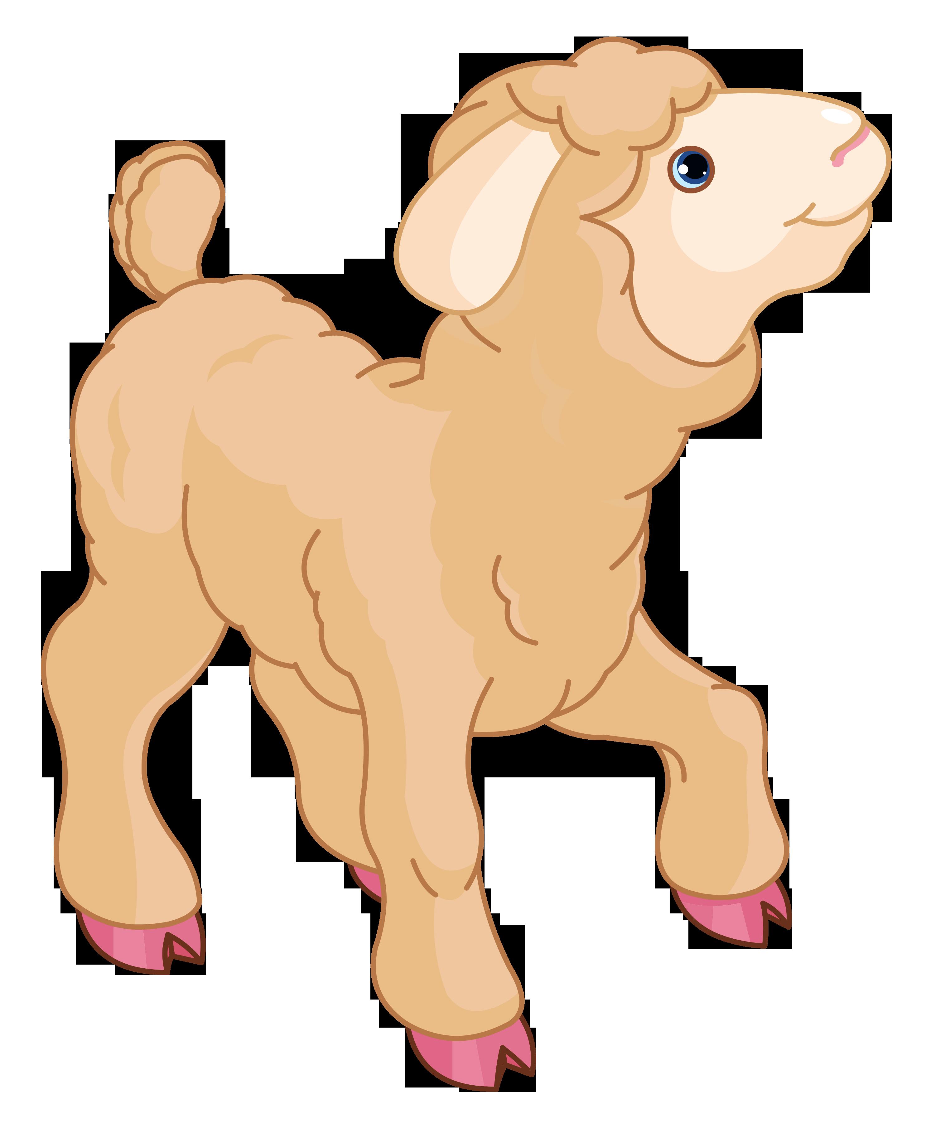 Clipart Lamb
