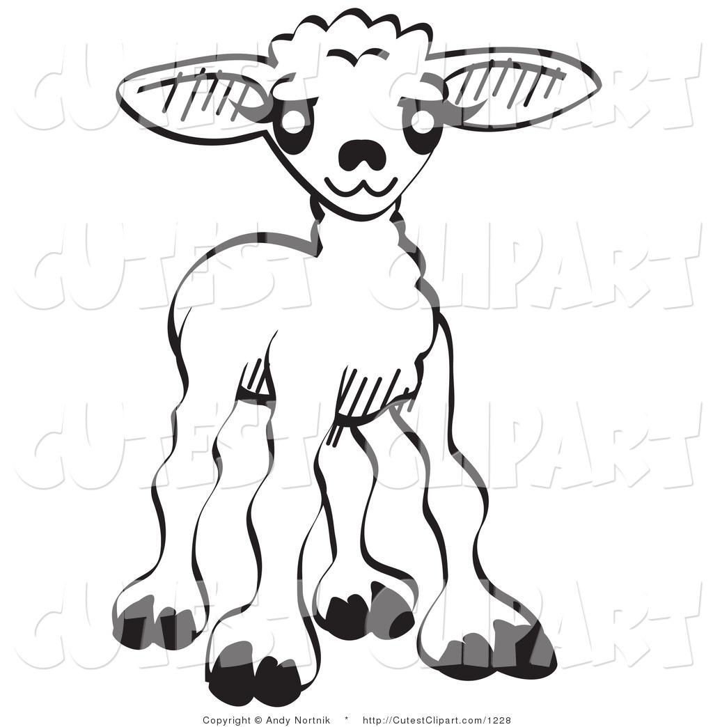 Lamb Of God Clip Art