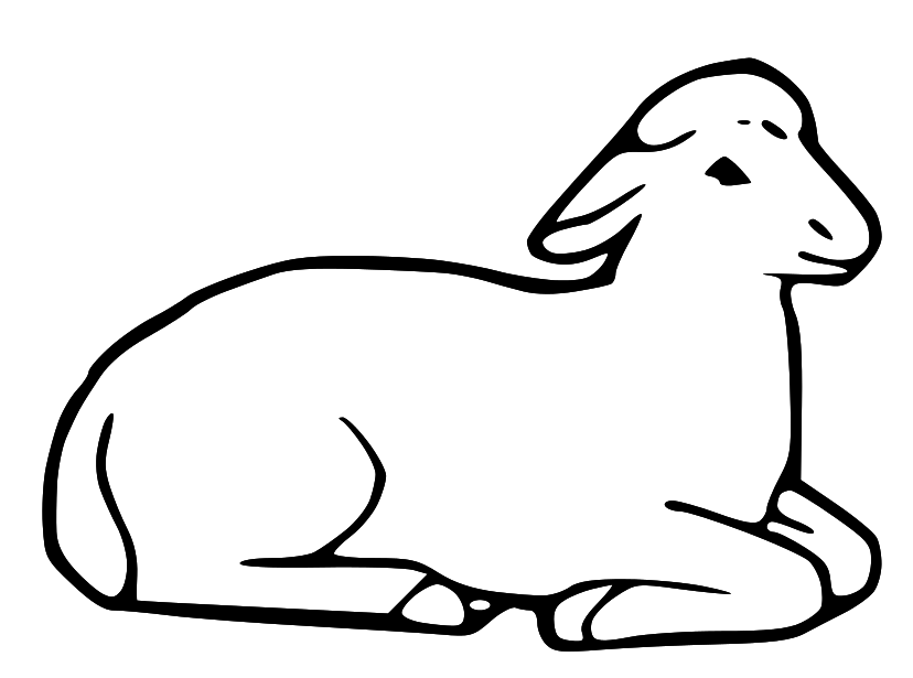 Lamb Of God Clipart Lds