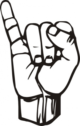 sign language i clip art clipart panda free clipart images rh clipartpanda com sign language interpreter clipart sign language clip art programs
