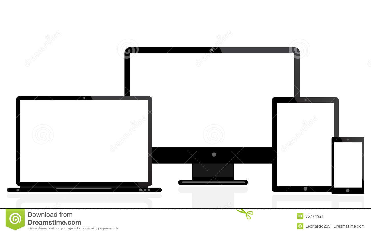 laptop 20black 20and 20white Laptop Icon White Png