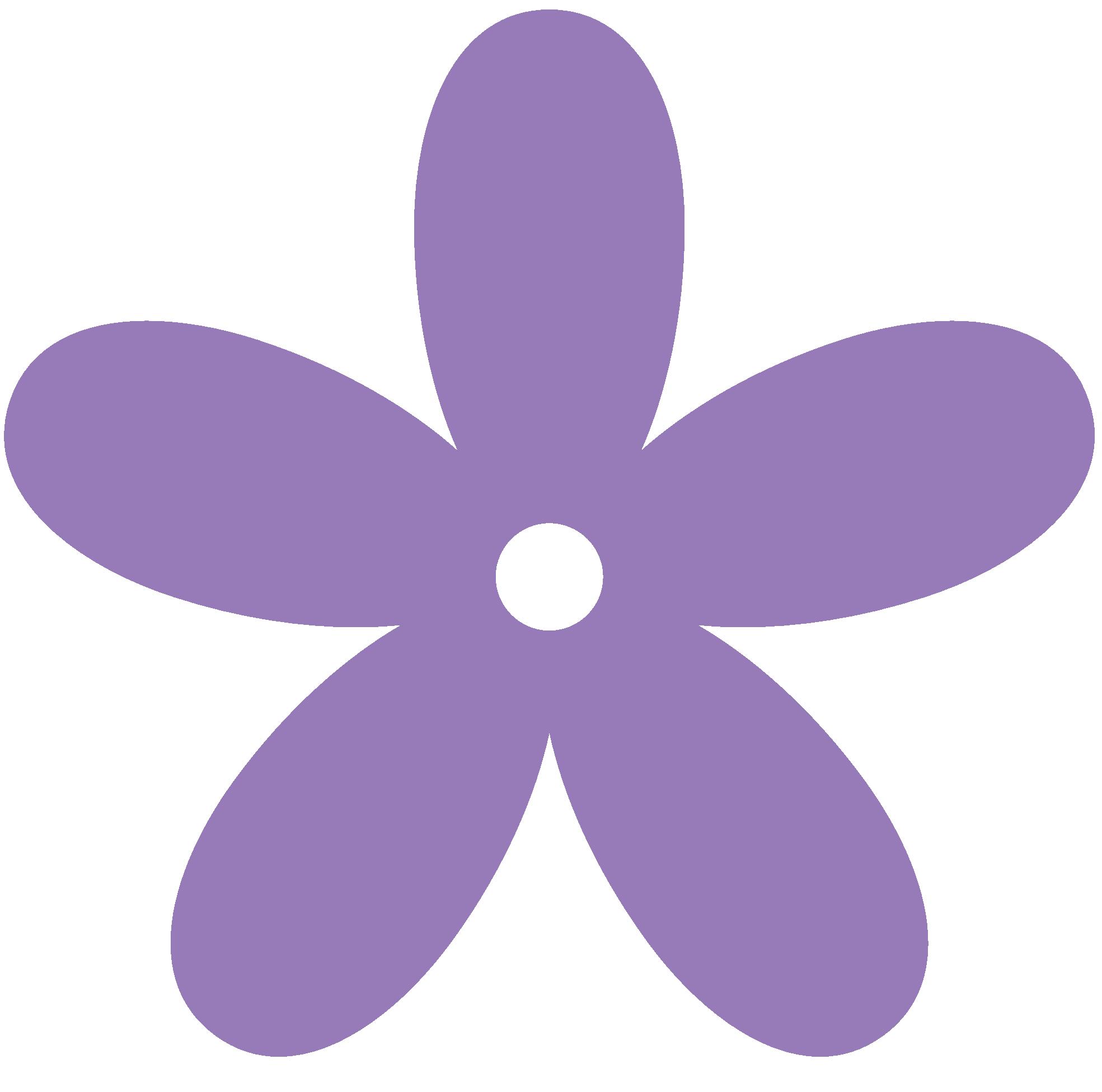 purple flowers clip art clipart panda free clipart images rh clipartpanda com Flower Border Clip Art Orange Flower Clip Art