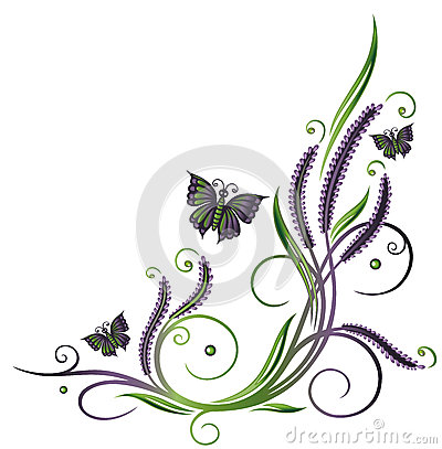 lavender flower clip art free  clipart panda  free clipart images, Beautiful flower