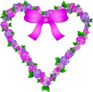 pink rose clip art border clipart panda free clipart images rh clipartpanda com Purple Butterfly Border Clip Art Lavender Background Clip Art