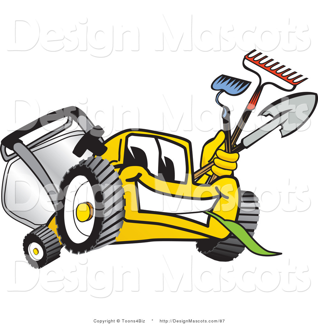 free clipart images lawn mower - photo #11