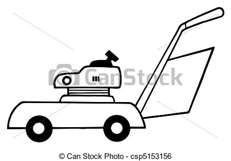 Lawn Mower Clipart Black And White Lawn%20mower%20clipart%20black