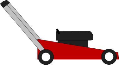 Lawn Mower Clipart | Clipart Panda - Free Clipart Images