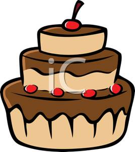 Layer Cake Clipart