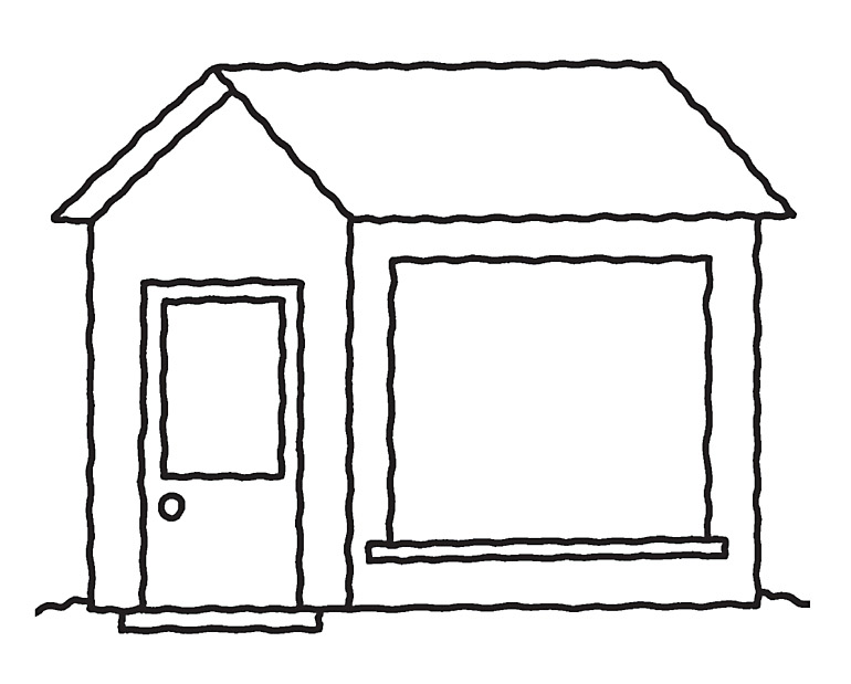 Lds Church Coloring Page