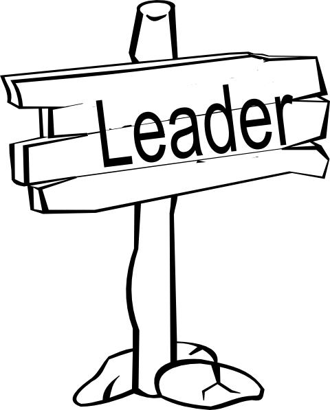 clipart of line leader - photo #28