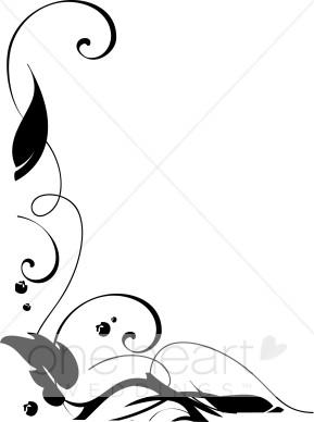 wedding clip art black and white border clipart panda free rh clipartpanda com