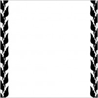 leaf%20clipart%20black%20and%20white%20border