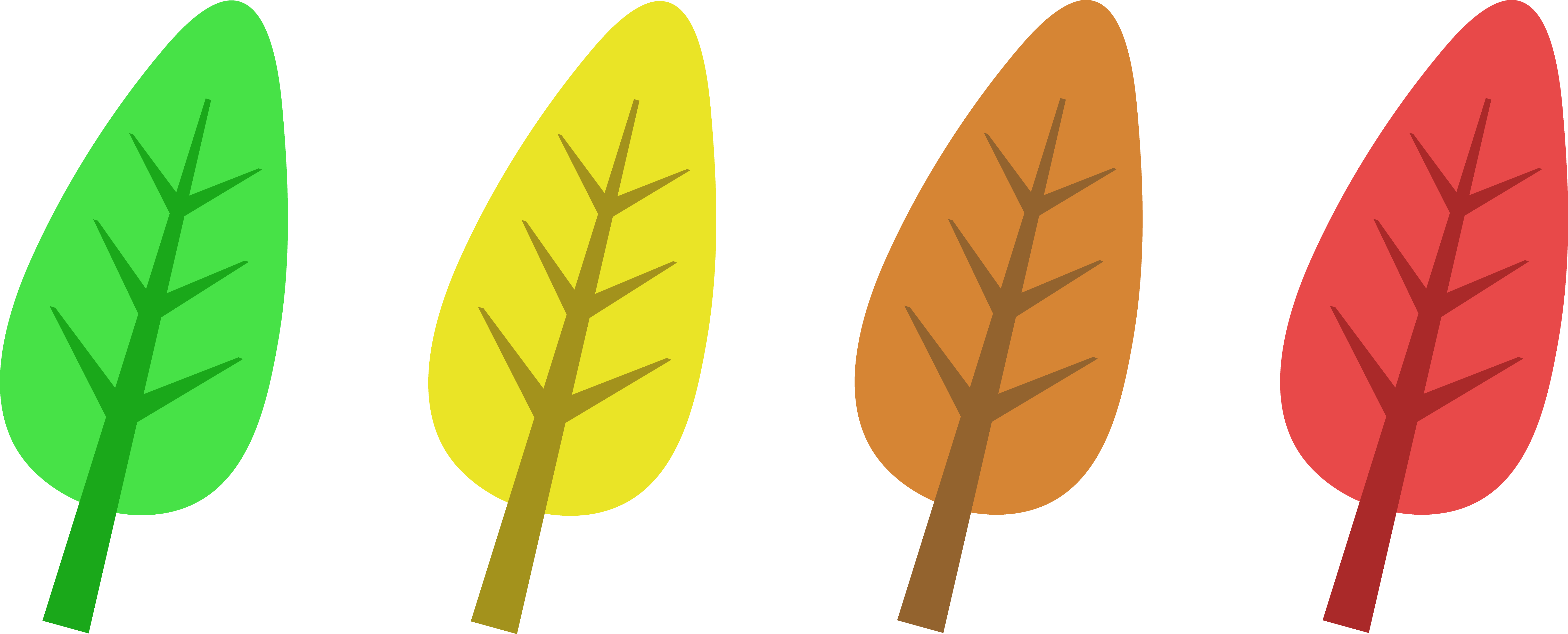 Leaf Clip Art Free | Clipart Panda - Free Clipart Images Leaves Clipart