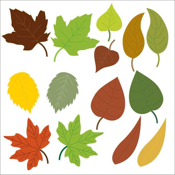 Clip Art Clip Art Leaves leaf clip art free clipart panda images
