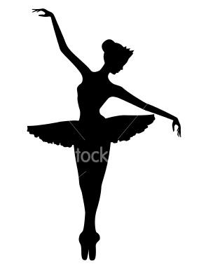 Dancer Clipart Silhouette Leap | Clipart Panda - Free ...