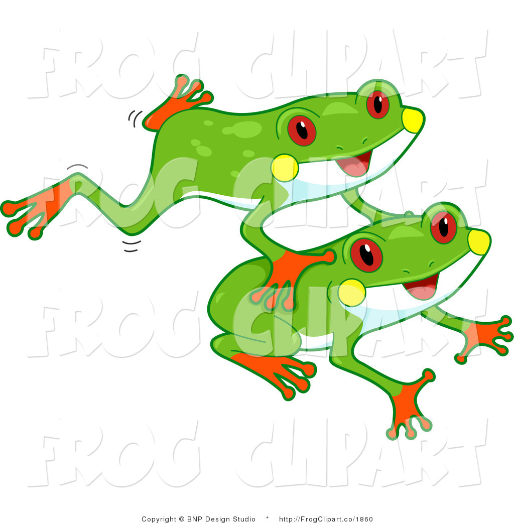 Cute Hopping Frog Clipart | Clipart Panda - Free Clipart Images