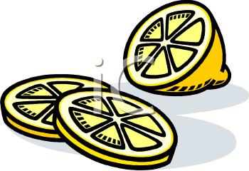 Lemon Clip Art