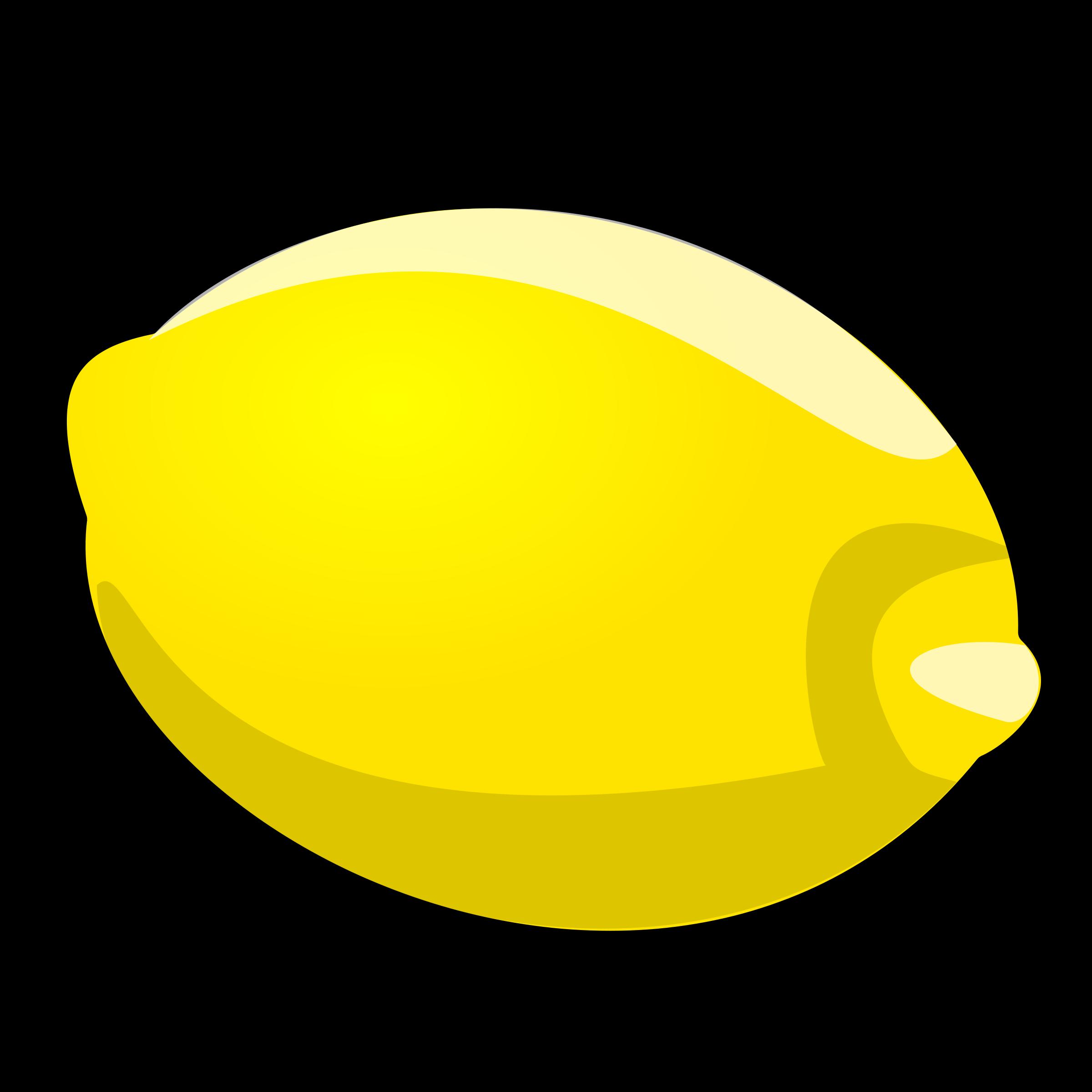 Lemon Clip Art  Lemon