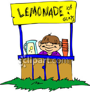 Lemonade Clipart Free