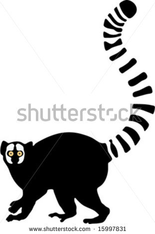 Lemurs Clip Art Free | Clipart Panda - Free Clipart Images