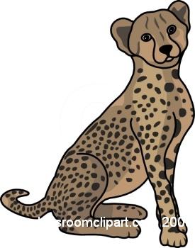 leopard clipart clipart panda free clipart images rh clipartpanda com leopard clip art black and white leopard clipart outline