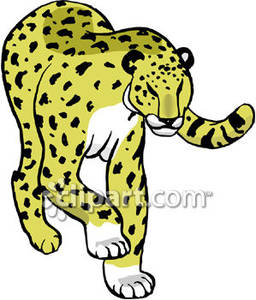 Leopard Clip Art Free Sports Themed | Clipart Panda - Free Clipart ...