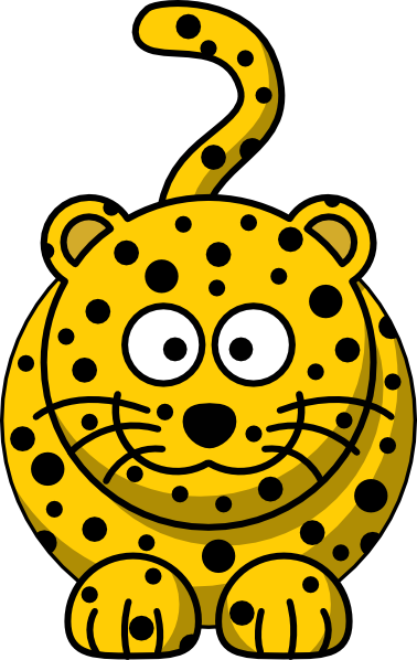 Leopard Clipart Pictures | Clipart Panda - Free Clipart Images