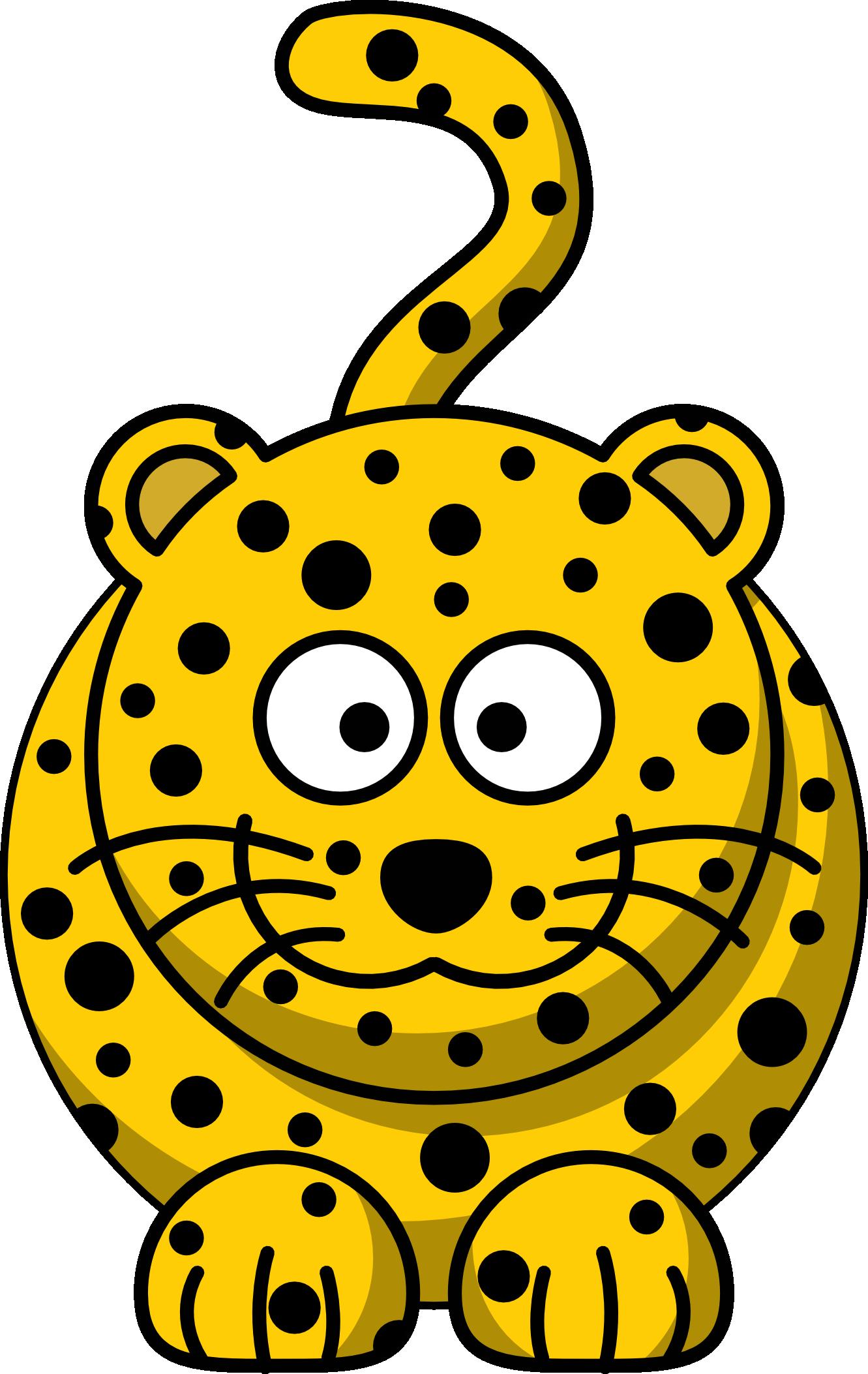 clip art cartoon leopard clipart panda free clipart images rh clipartpanda com cute jungle animal clipart free free jungle animal clipart