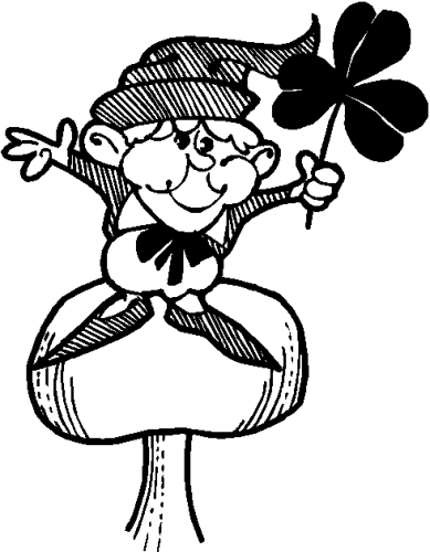 Leprechaun Clip Art Animated | Clipart Panda - Free Clipart Images