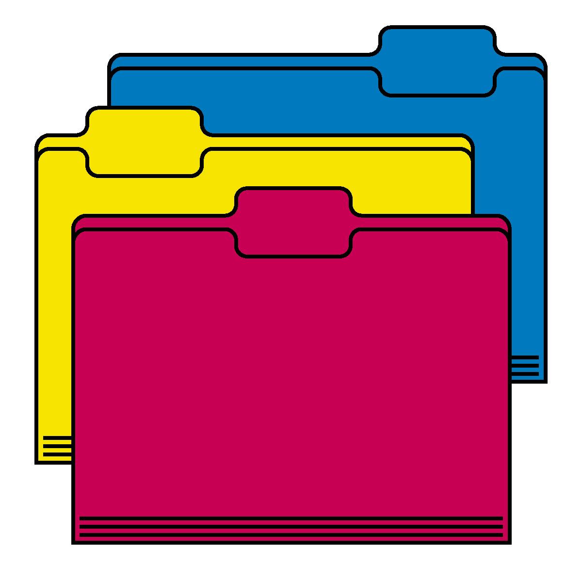 School Folder Clip Art | Clipart Panda - Free Clipart Images