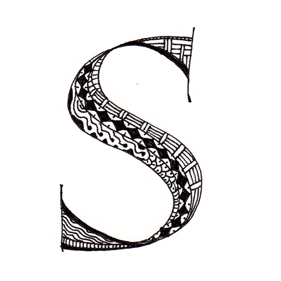 Letter S Designs Tattoos | Clipart Panda - Free Clipart Images