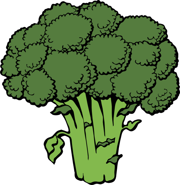 this lush broccoli clip art is clipart panda free clipart images rh clipartpanda com water lettuce clipart lettuce clipart black and white