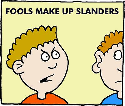 Slander and Libel Clip Art – Cliparts