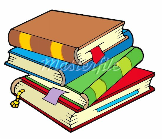 free clipart of library books - photo #21