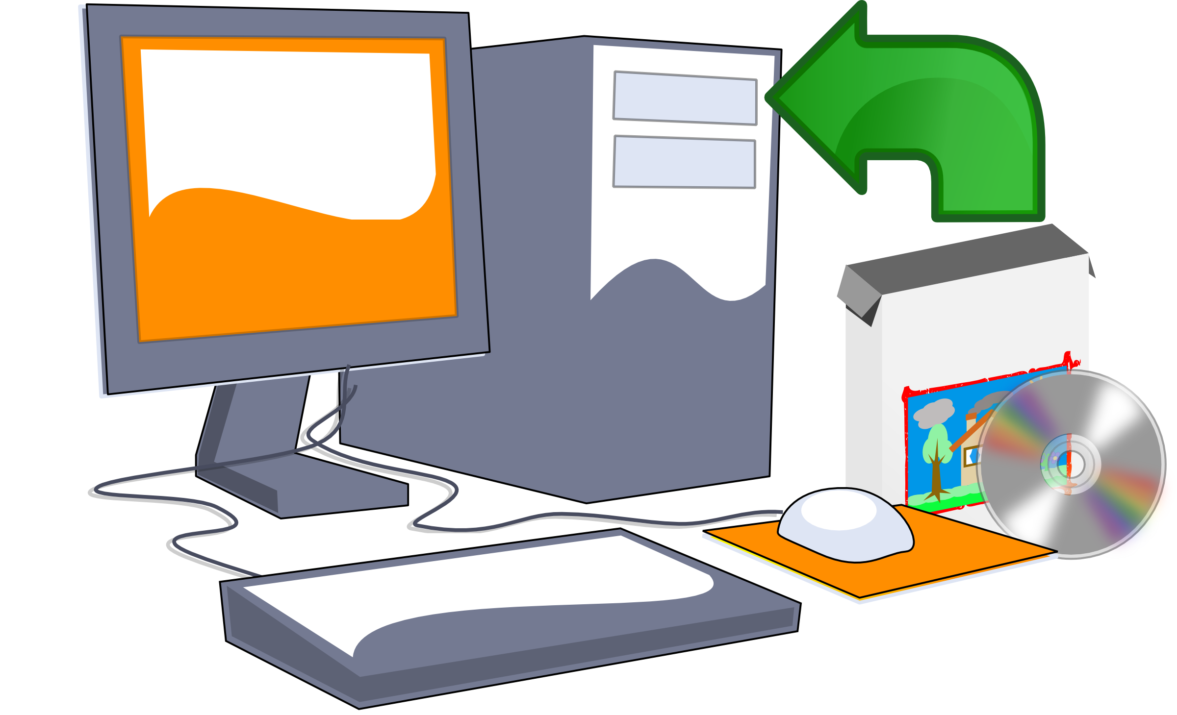 Software Clipart Clipart Panda Free Clipart Images