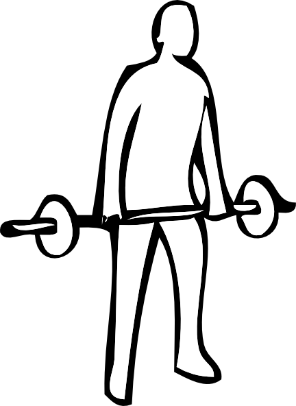 lift-clipart-free-vector-weight-lifting-clip-art_111423_Weight_Lifting ...