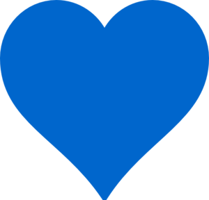Light Blue Heart Clipart | Clipart Panda - Free Clipart Images