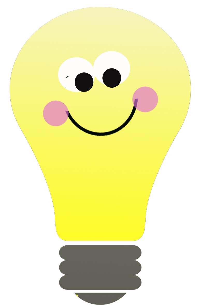 Light Bulb Clip Art For Idea Clipart Panda Free