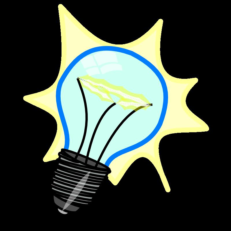 free animated light bulb clip art - photo #13