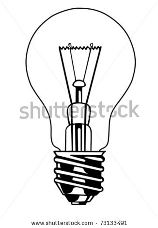 Lightbulb Drawing | Clipart Panda - Free Clipart Images