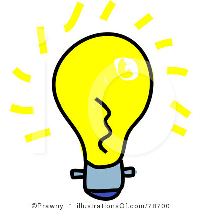 Clip Art Clipart Light Bulb light bulb idea clip art clipart panda free images