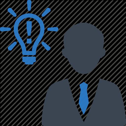 Idea Icon Png Light Bulb Idea Icon |...