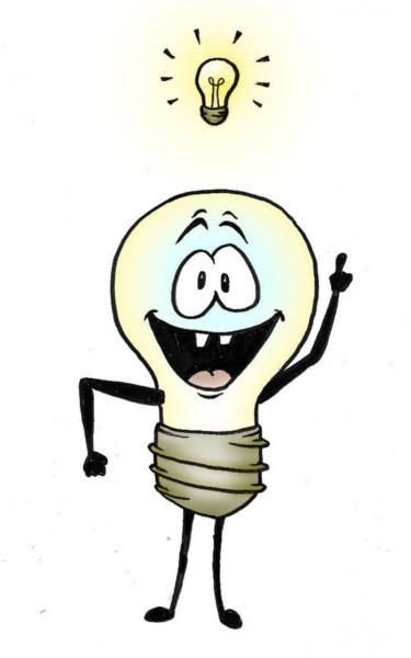 Light Bulb Idea Image   Clipart Panda - Free Clipart Images