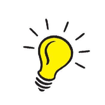 Light bulb idea image clipart panda free clipart images for New idea images