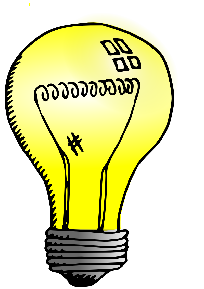 Light Bulb Png | Clipart Panda - Free Clipart Images for Lamp Animation Png  165jwn