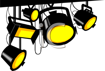 Movie Lights Clipart | Clipart Panda - Free Clipart Images