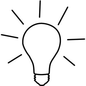 Clip Art Clipart Light Bulb christmas lightbulb clipart panda free images light clip art