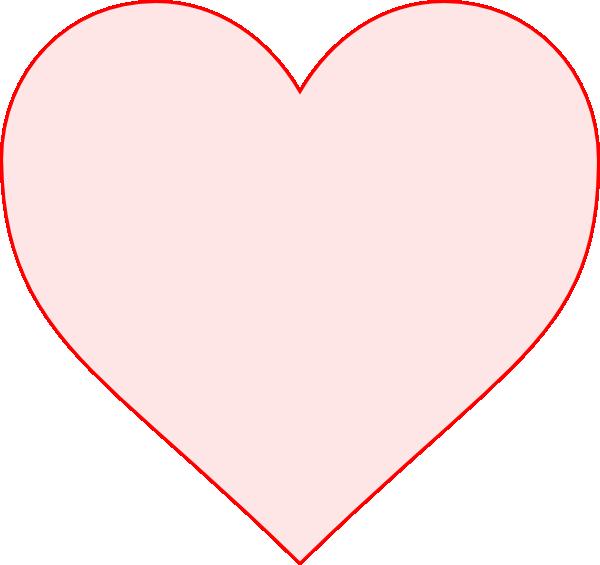 pink heart clip art free. | Clipart Panda - Free Clipart ...