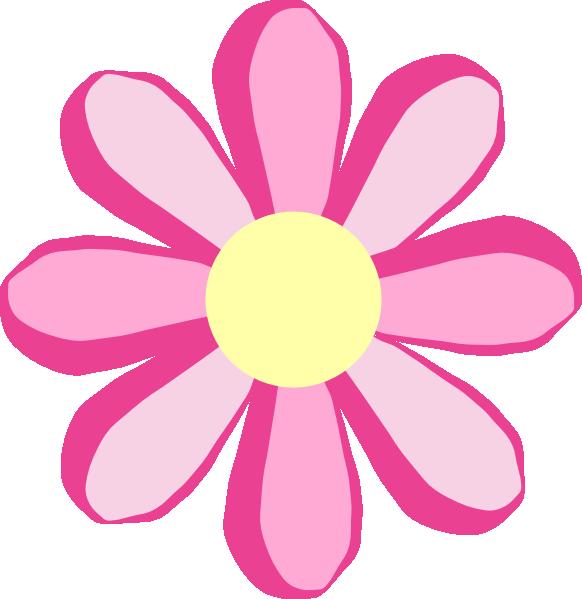 Clip Art Pink Flower Clip Art clipart pink flowers panda free images